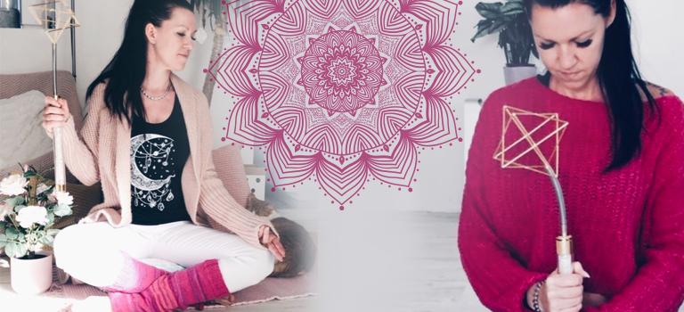 Mediation ist die beste Liebesbeziehung zu dir selbst.